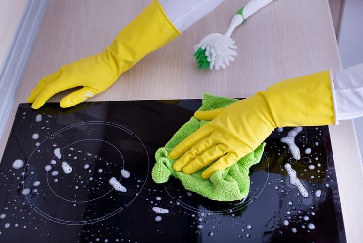 reparar arañazo limpiar vitroceramica rayada