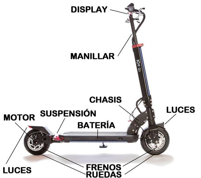 reparar-patinete-electrico